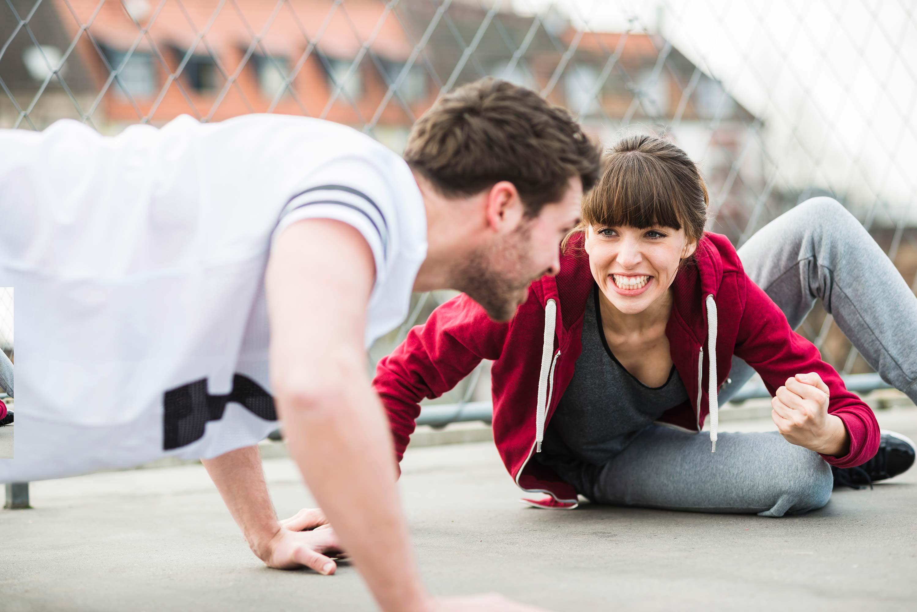 10 Betriebliche Fitness Gesundheit Sport Bewegung