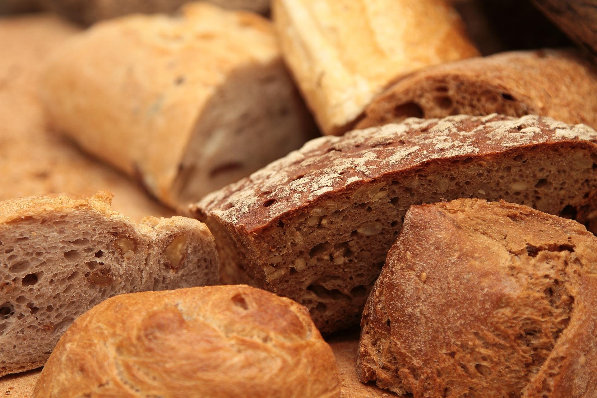 2019 Bild Ernährung Brot Brötchen 1