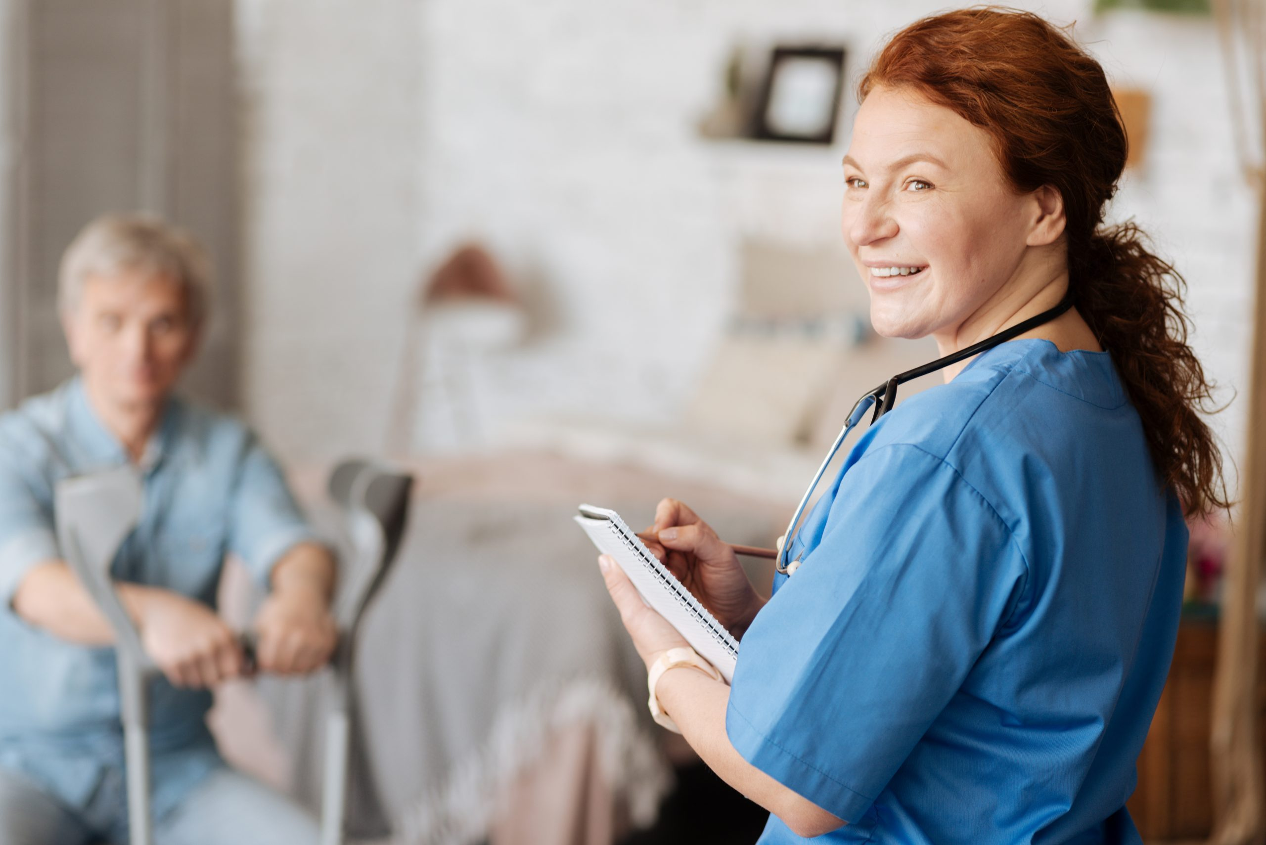 Gesund in der Pflege scaled