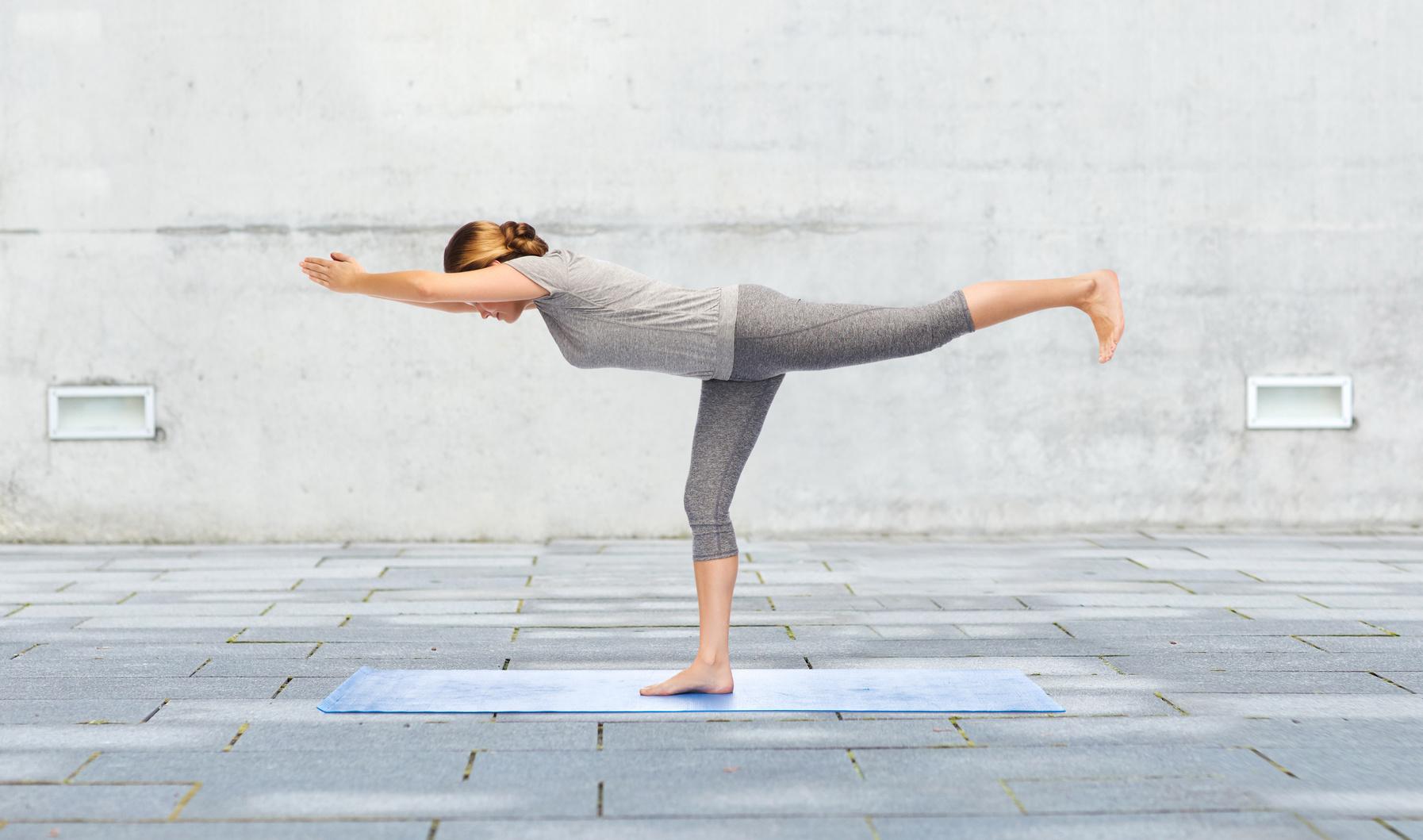 2019 Bild Stress und Entspannung Balance Standwaage 1