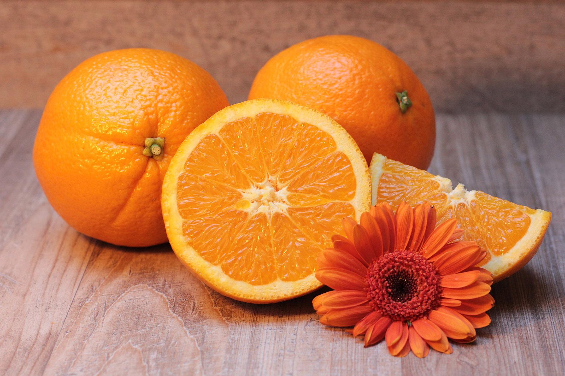 Orangenkuchen 1