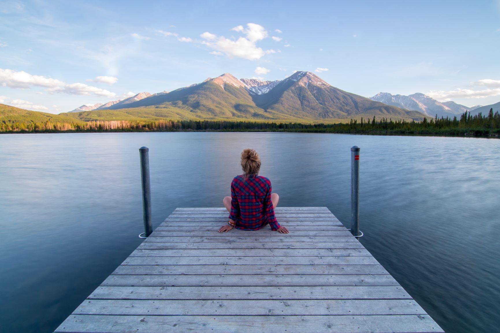 2019 Bild Stress und Entspannung Entspannung Ausblick See 2mb