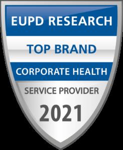TopBrand CorporateHealth Siegel2021