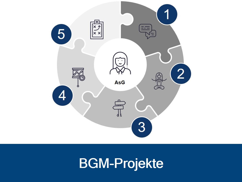 UKS BGM Projekte